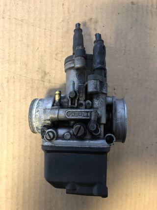 Carburador 28 DELLORTO