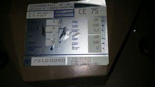 calentador elektrico