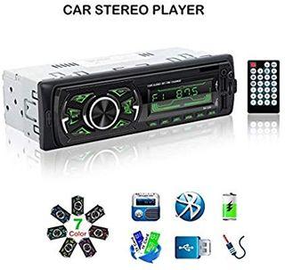 radio coche bluetooth (sin estrenar)