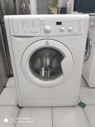 lavadora Indesit 7kg A+ 1200rpm+transporte+garanti