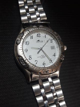 Reloj Pulsera Lotus para hombre