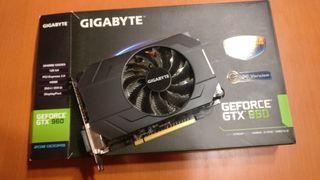Nvidia GTX 960 2Gb formato reducido