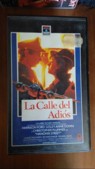 peliculas de video VHS