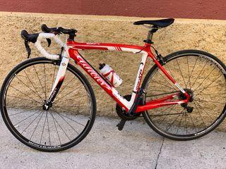 Bicicleta de carretera carbono wilier