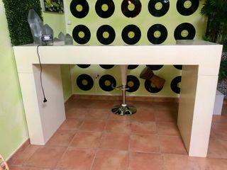 Mueble mesa cabina DJ