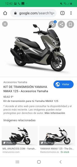 Yamaha n Max 125