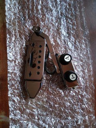 Pastilla guitarra acústica vintage Menorm KG-1