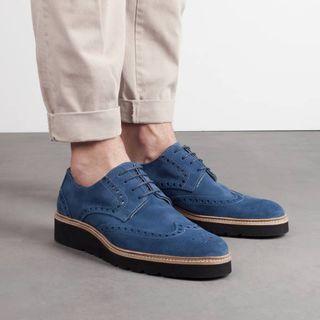 Zapatos Archer azul