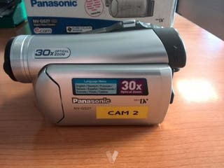 VIDEO CAMARA DIGITAL PARASONIC NV GS27