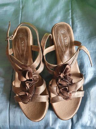 Sandalias de vestir
