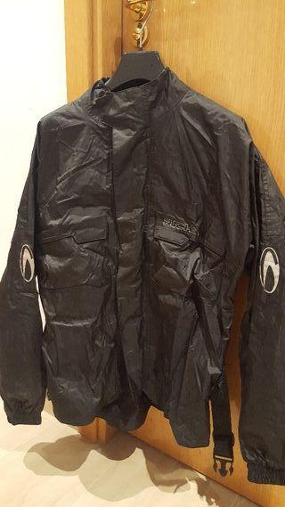 chaqueta/pantalon moto impermeables