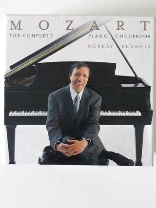 The complete piano concertos, W. A. Mozart