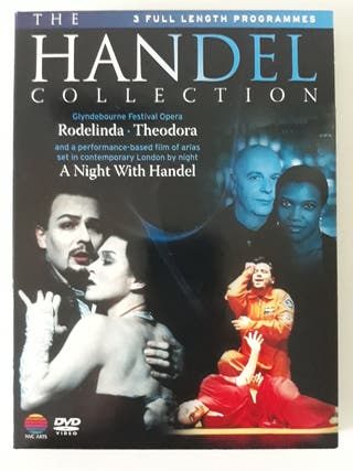 The Handel Collection, Andreas Scholl