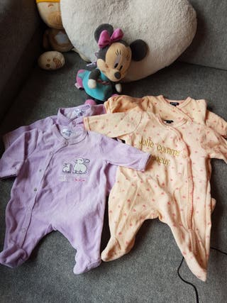 pijama de bebe 0 a 1 mes