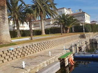 Piso en venta en Empuriabrava en Castelló d´Empúries