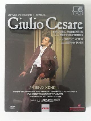 Giulio Cesare, G. F. Haendel. Andreas Scholl