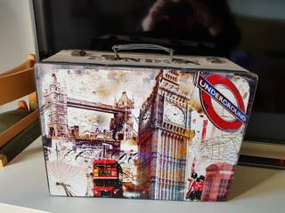 Maletín diseño London