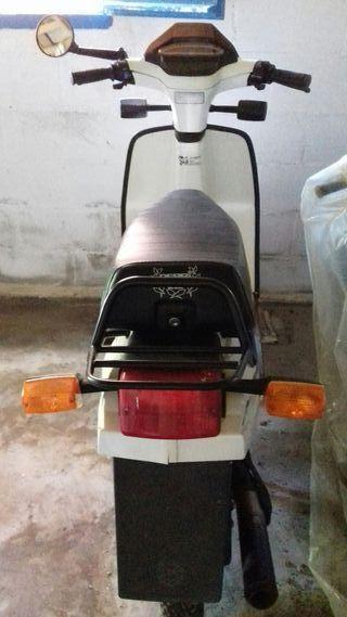 moto de 50 cc