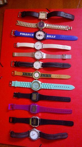 Relojes pulsera