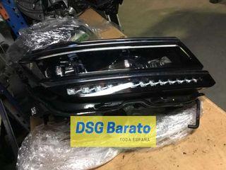 Faro derecho 5NB941082A Volkswagen Tiguan II (2016