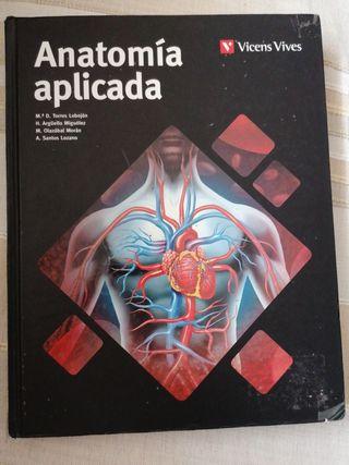 Libro anatomía 1 bach