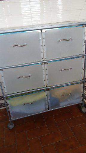 Mueble cajones