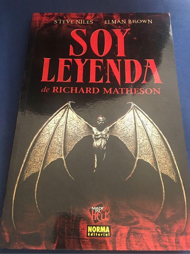 Soy Leyenda (cómic original)