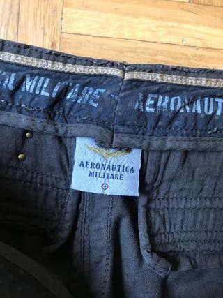 Pantalones mujer Aeronáutica Militare