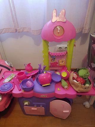Cocinita de juguete Disney