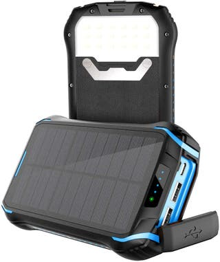 Solar Power Bank 26800mAh NUEVA