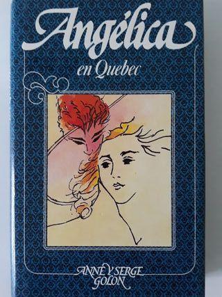 Angélica en Quebec Anne Golon