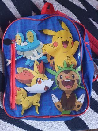 Mochila Pokémon