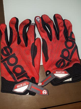 Guantes Sparco SIN USO