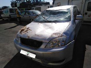 Despiece de Toyota Corolla