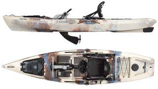 Kayak de pesca Jackson Cruise FD