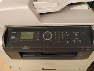 Impresora multifunción láser.Samsung CLX-6220FX