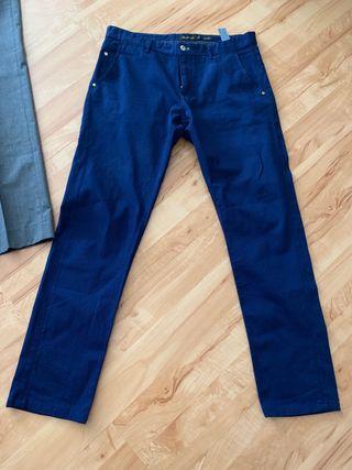 Pantalones caballero talla grande