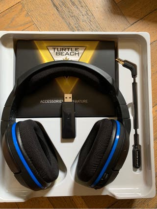 Auriculares gaming (Turtle Beach)