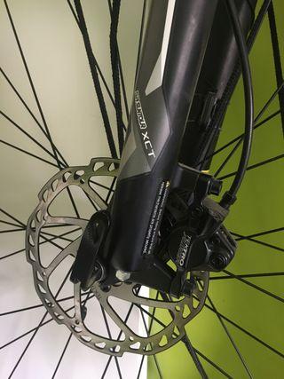 Bicicleta focus whistler 27,5