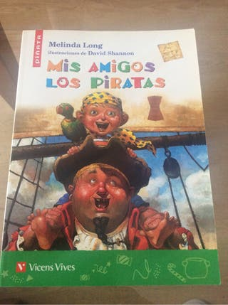 """Libro """"Mis amigos los piratas"""""""