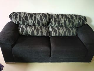 OPORTUNIDAD- Dos sofás con asientos extraíbles