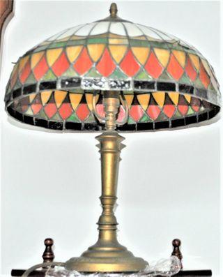 Grande lampara vintage
