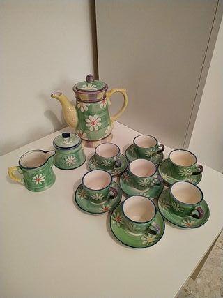 Juego completo para café o té