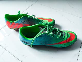 Botas de fútbol Nike Mercurial goma