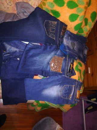 pantalones vaqueros jeans