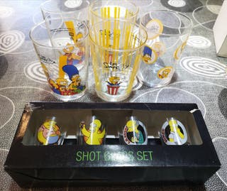 Vasos The Simpsons