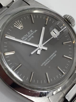 Rolex Date JUST 35mm