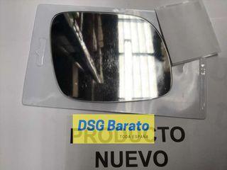 Cristal retrovisor derecho 132355-E Volkswagen Bor