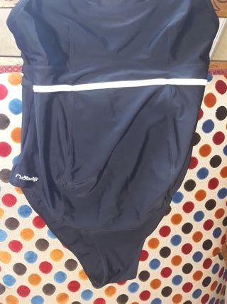 bañador deportivo de premamá