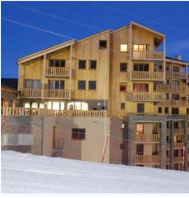 apartamento estación de esquí en Les Angles(Francia)